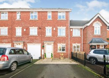 3 bed terraced house for sale in Honeychurch Close, Redditch, Worcestershire B98