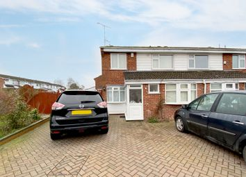 Thumbnail 5 bed semi-detached house for sale in Blandford Drive, Wyken, Coventry