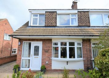 Thumbnail 3 bed semi-detached house for sale in 71 Fairway, Keyworth, Nottingham