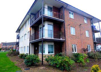 Thumbnail 2 bed flat for sale in Blackburn Way, Hounslow