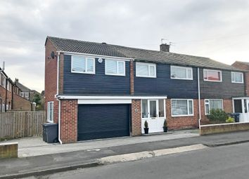 Thumbnail 4 bed semi-detached house for sale in Kirkstone Drive, Durham