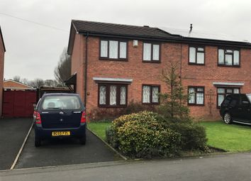 Thumbnail 3 bed semi-detached house for sale in Gladstone Street, West Bromwich