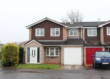 Thumbnail 4 bed semi-detached house for sale in Wodehouse Close, Wombourne, Wolverhampton