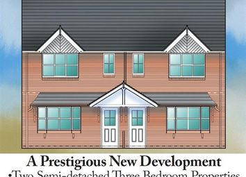 Thumbnail 3 bed property for sale in Oxford Road, Fegg Hayes, Stoke-On-Trent