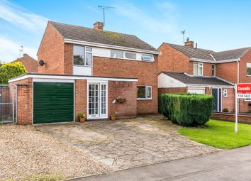 Thumbnail 3 bedroom detached house for sale in Linden Farm Drive, Countesthorpe, Leicester
