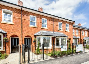 Thumbnail 3 bed terraced house for sale in Signal Walk, Marlow, Buckinghamshire
