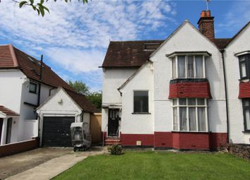 Thumbnail 5 bedroom semi-detached house for sale in Mowbray Road, Edgware