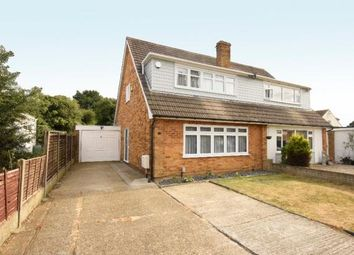 Thumbnail 3 bed semi-detached house for sale in Park Drive, Wickford