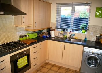 Thumbnail 1 bedroom flat for sale in Larchmont Road, Central Square, Leicester