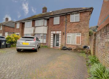 Thumbnail 5 bed detached house for sale in Chesterfield Road, Goring-By-Sea, Worthing