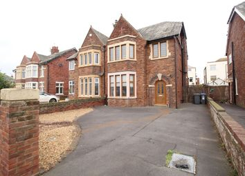 Thumbnail 3 bed semi-detached house for sale in Crichton Place, Blackpool