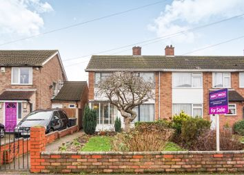 Thumbnail 3 bed end terrace house for sale in Lynn Close, Elstow
