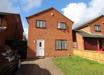 Thumbnail 4 bed detached house to rent in Walcourt Road, Kempston, Bedford