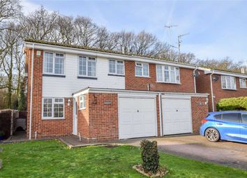 Thumbnail 3 bed semi-detached house for sale in Poppyfield Close, Leigh-On-Sea, Essex