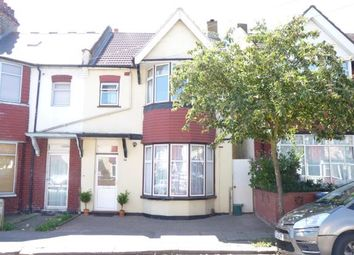 Thumbnail 3 bed terraced house for sale in Rosebank Avenue, Wembley
