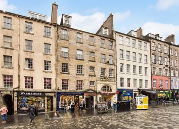 Thumbnail 1 bed flat for sale in High Street, Edinburgh