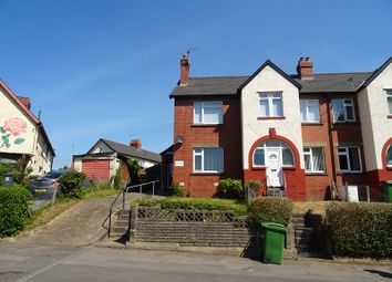 Thumbnail 2 bed flat for sale in Grand Avenue, Ely, Cardiff.