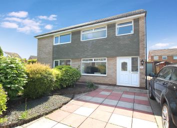 Thumbnail 3 bed semi-detached house for sale in Braemar Drive, Garforth, Leeds