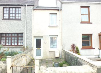 Thumbnail 1 bedroom terraced house for sale in Front Street, Pembroke Dock, Pembrokeshire