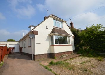 Thumbnail 3 bed bungalow for sale in Salterton Road, Exmouth