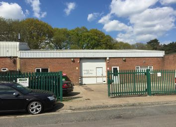 Thumbnail Warehouse to let in Linchmere Place, Ifield, Crawley
