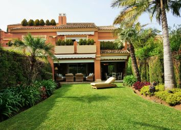Thumbnail 4 bed town house for sale in Guadalmina Alta, Guadalmina, Málaga, Andalusia, Spain