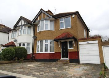 Thumbnail 3 bedroom semi-detached house to rent in Fairfield Crescent, Edgware