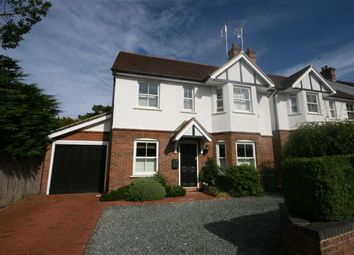 Thumbnail Detached house for sale in Crabtree Lane, Harpenden, Hertfordshire