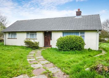 Thumbnail 3 bed bungalow for sale in Bradworthy, Holsworthy