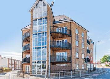 Thumbnail 2 bed flat for sale in Primula Court, Chelmsford