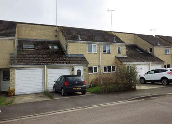 Thumbnail 3 bed terraced house to rent in Rose Way, Cirencester
