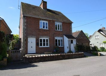 Thumbnail 3 bed cottage to rent in School Lane, Weston Turville