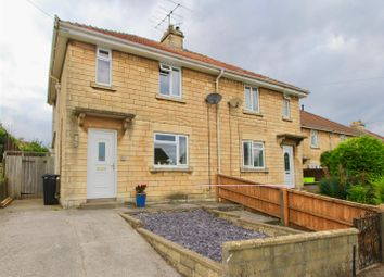 Thumbnail 2 bed semi-detached house for sale in Southdown Road, Bath