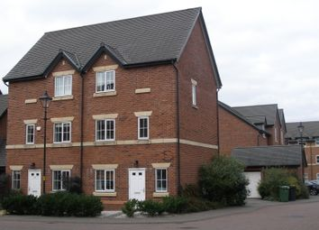 Thumbnail 3 bed town house for sale in Springbank Gardens, Lymm