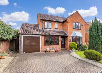 4 bed detached house for sale in Otter Close, Redditch B98