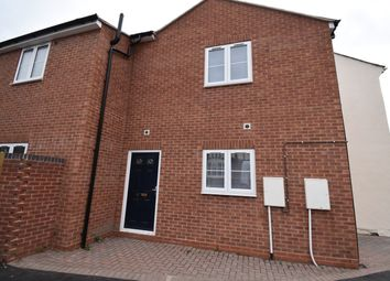 Thumbnail 2 bed end terrace house to rent in Brickfields, Worcester