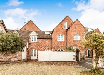 Thumbnail 4 bed end terrace house for sale in The Butts, Warwick, Warwickshire, .