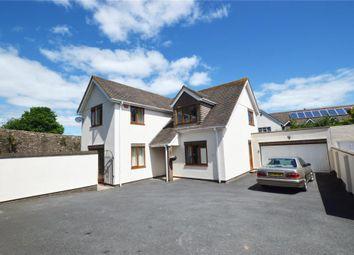Thumbnail 4 bed detached house for sale in Summer Lane, Brixham, Devon