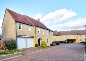 Thumbnail 5 bed semi-detached house for sale in Brooke Grove, Ely