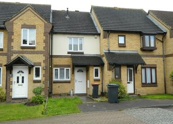 Thumbnail 2 bed terraced house to rent in Boxgrove Priory, Riverfield Drive, Bedford, Beds