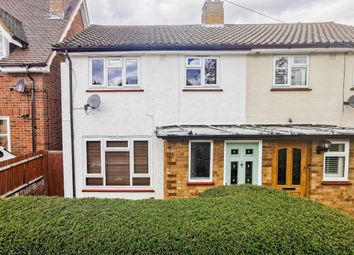 Thumbnail 3 bed semi-detached house for sale in The Hill, Harlow, Essex