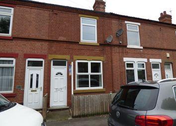 Thumbnail 2 bed property to rent in Bennett Street, Long Eaton, Nottingham
