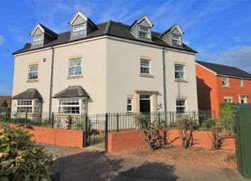 Thumbnail 4 bed semi-detached house for sale in Old Bromley Lane, Hereford
