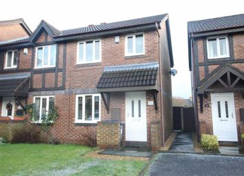 Thumbnail 2 bed mews house for sale in Alexander Place, Grimsargh, Preston