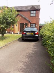 Thumbnail 2 bedroom semi-detached house to rent in Dudley, West Midlands