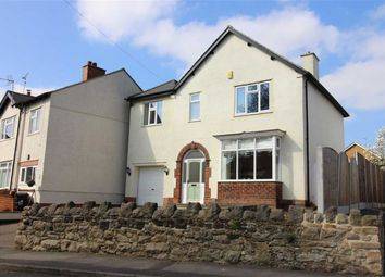 Thumbnail 5 bedroom detached house for sale in Robincroft Road, Allestree, Derbys