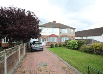 Thumbnail 3 bed semi-detached house to rent in Staines Road West, Ashford, Surrey