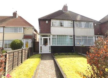 Thumbnail 2 bed semi-detached house for sale in Old Oscott Hill, Great Barr, Birmingham