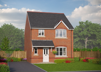 Thumbnail 3 bed detached house for sale in The Tenby, Alltami Road, Buckley, Flintshire