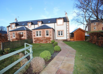Thumbnail 3 bed semi-detached house to rent in Temple Mains Cottages, Innerwick